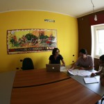 Co-working Sassari - sala riunioni