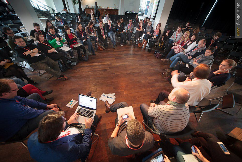 Coworking europe conference coworking network for Coworking navigli
