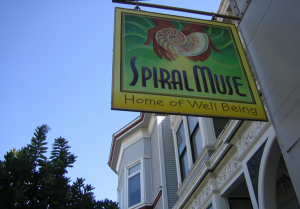 First coworking space The Spiral Muse