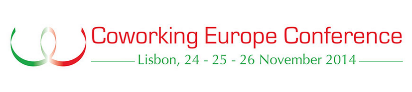 Coworking Europe in Lisbon November 2014