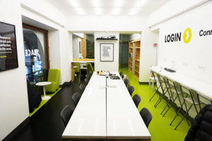 Meeting e conference room al coworking Cowo® Torino Login
