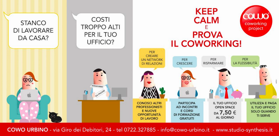 Coworking Urbino Synthesis
