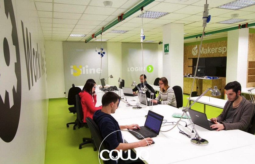 Saluzzo: coworking space by Login - Cowo® Network
