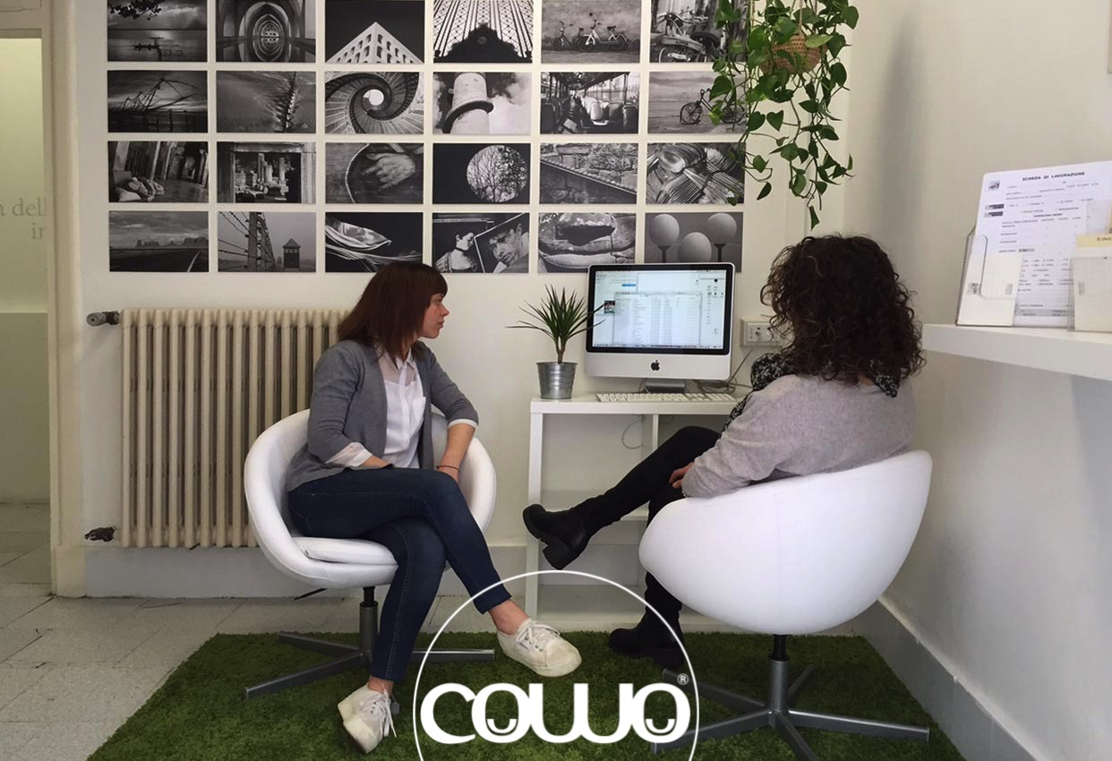 Roma Trastevere: Punto Coworking by Cowo