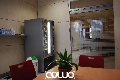 Coworking Novate Milano: area relax