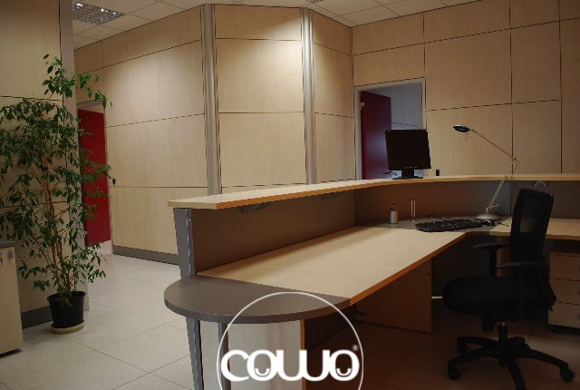 La receprion del Coworking Novate Milanese by Cowo®