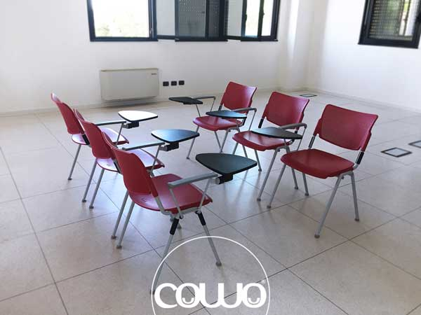 Sala per eventi e workshop a Novate
