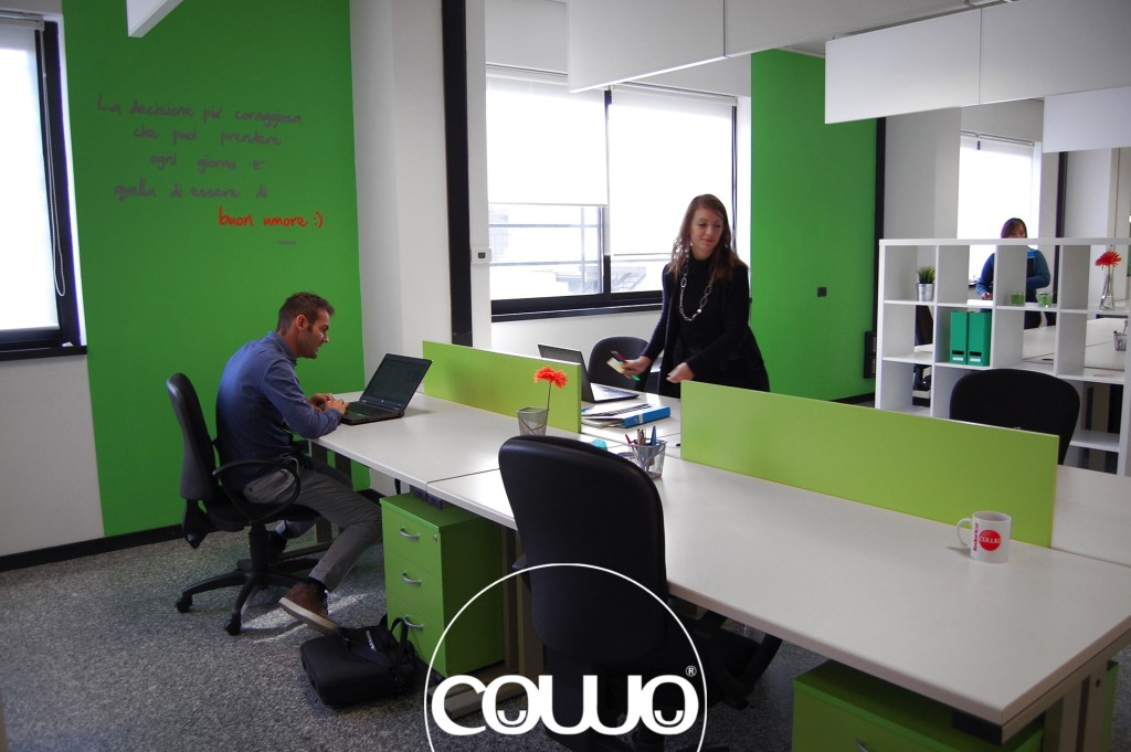 Legnano Coworking - Open Space