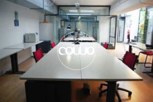 Open space in Coworking a Milano Nord Niguarda