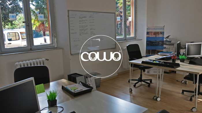 Open space spazio Coworking a Siena