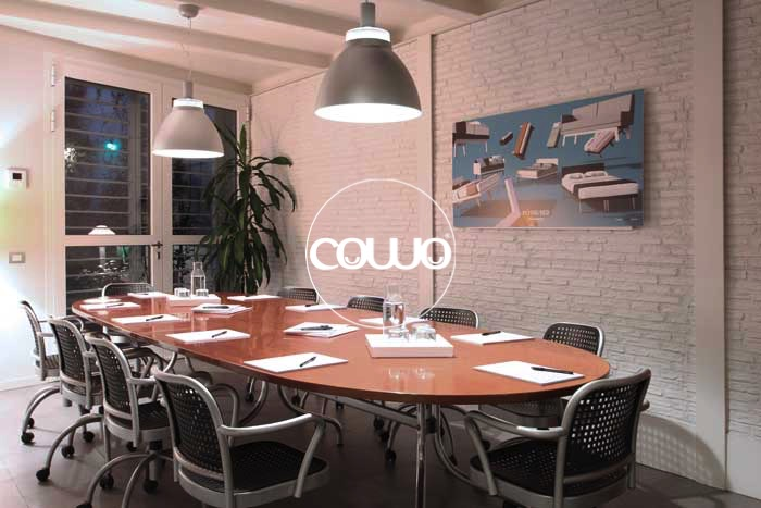 Meeting room Coworking via Boncompagni 59 Milano
