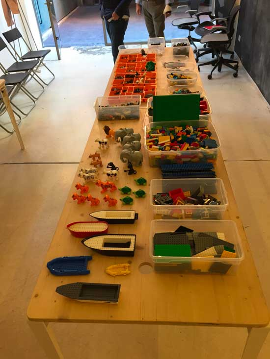 Lego-Serious Play Coworking 00