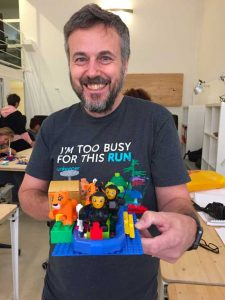 Lego Serious Play Coworking 13