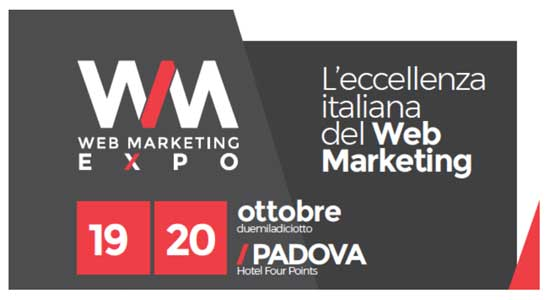 Web Marketing Expo 2018