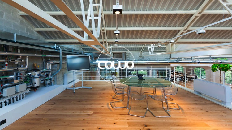 Office space in Milan Bicocca Village - Cowo Coworking