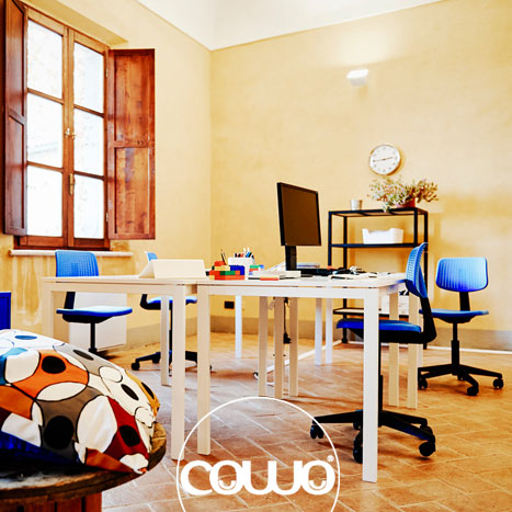 coworking montepulciano cowo space