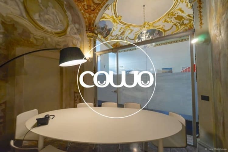 Meeting room Coworking Genova Acquario