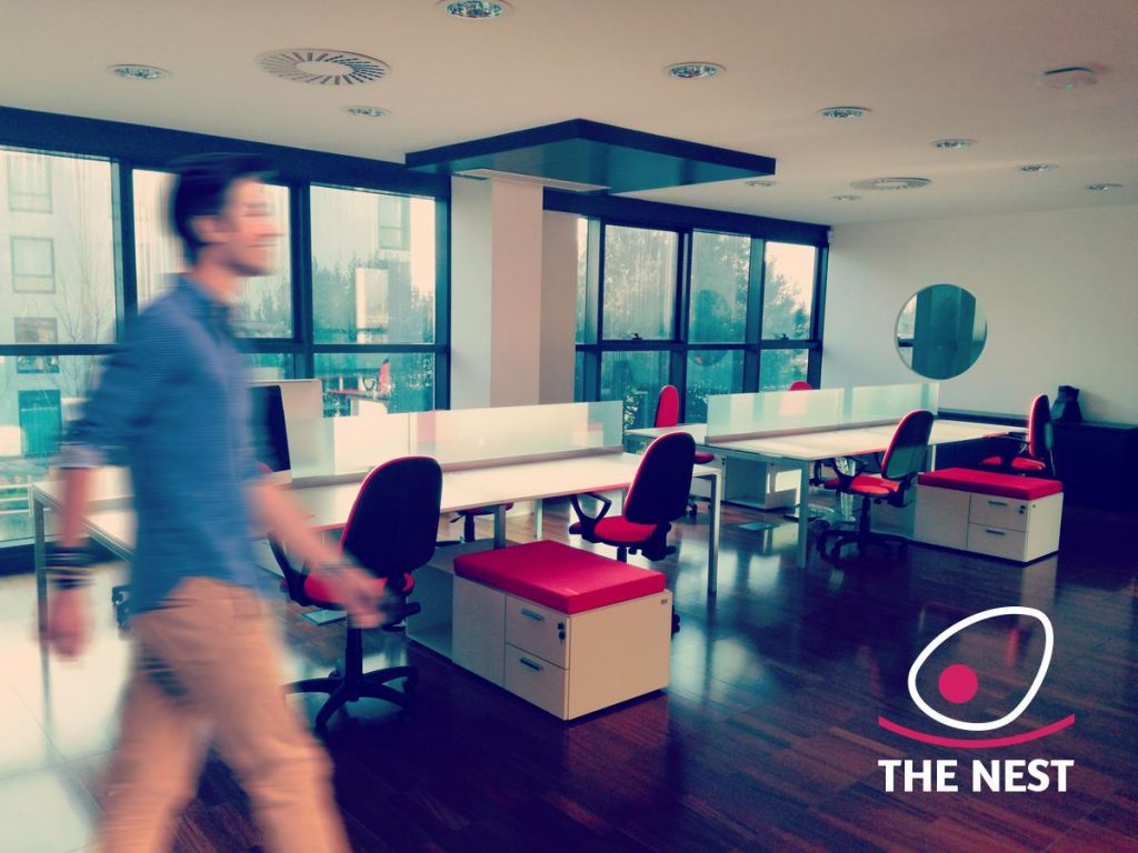 Coworking Trieste Airport The Nest